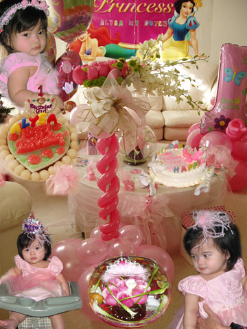 {Alysa Birthday Party}